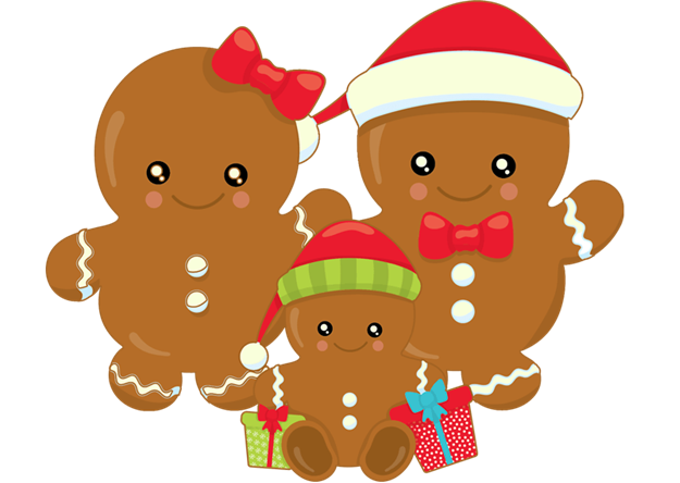 Gingerbread Cookies and Crafts Family Fun Event