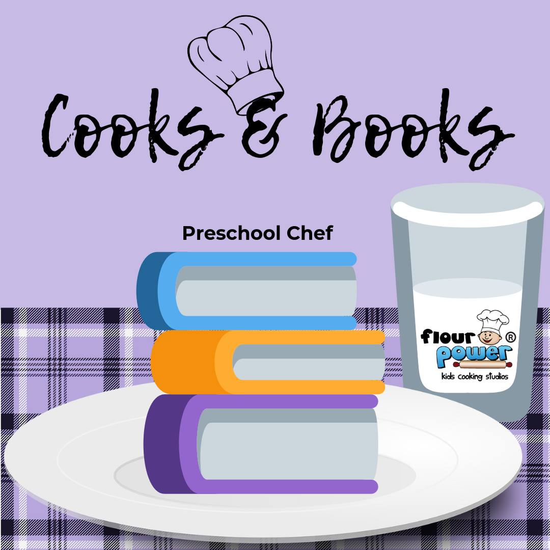 Preschool Cooks & Books