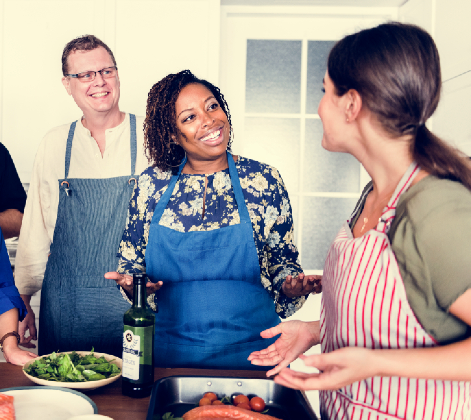 Adult Cooking Classes!