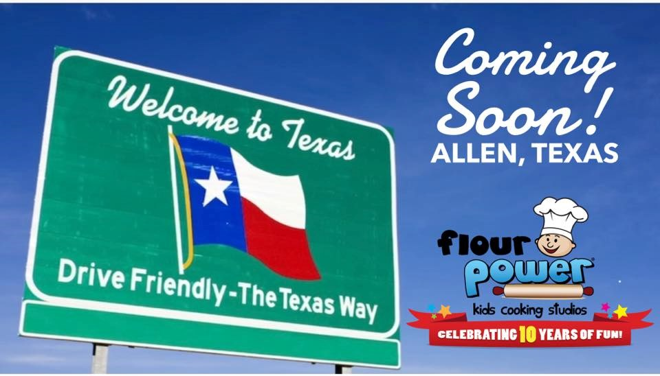 Flour Power Allen, Texas (Opening Soon)