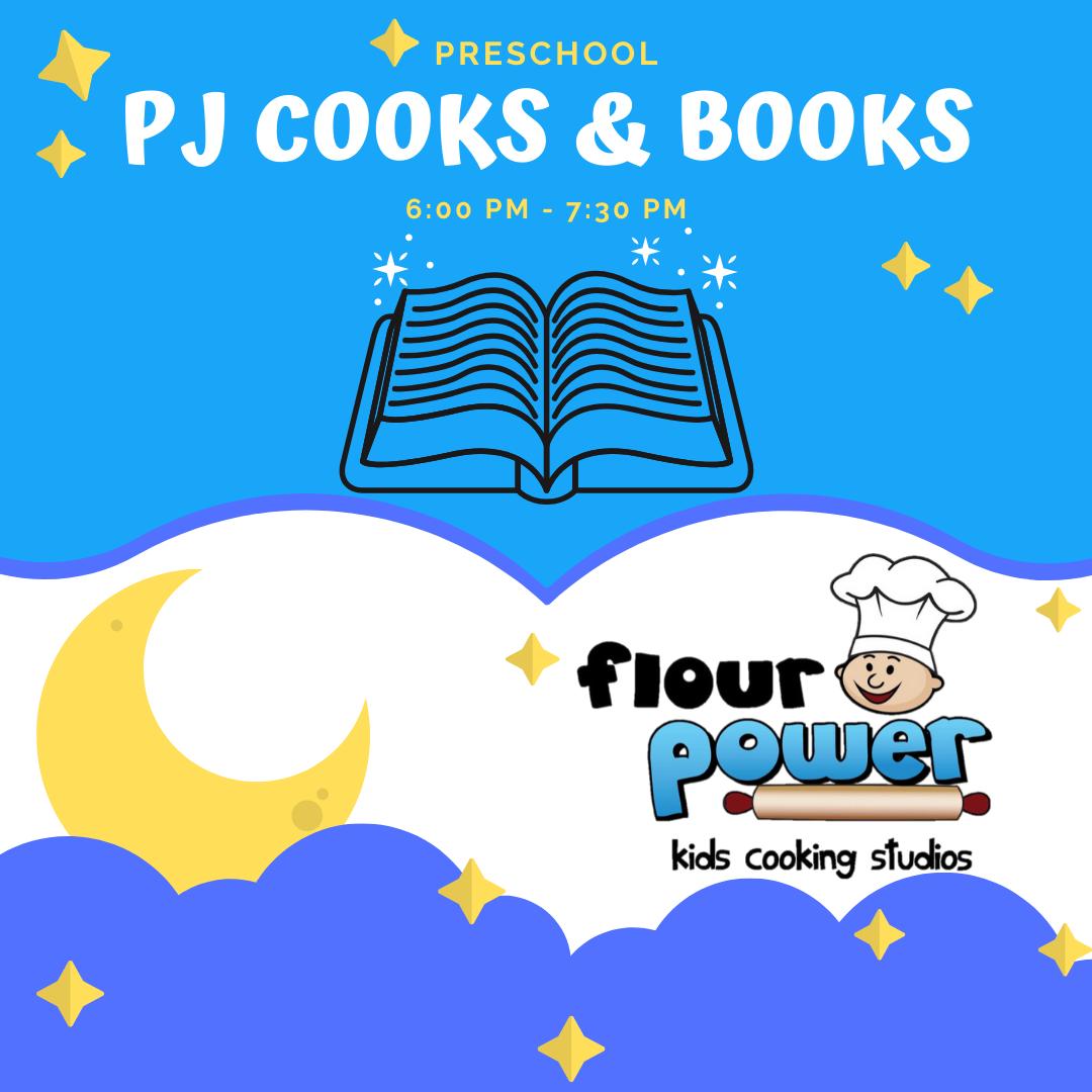 PJ Cooks and Books