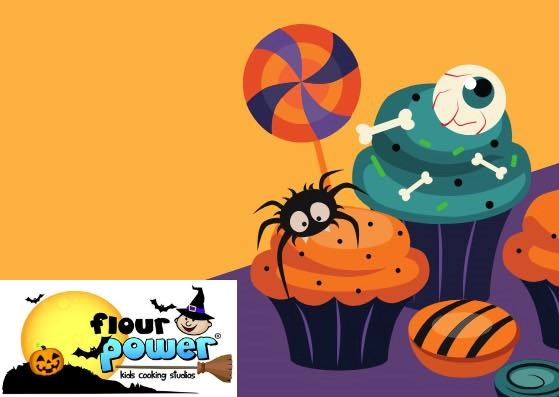 Halloween Cupcake Wars - Family Event