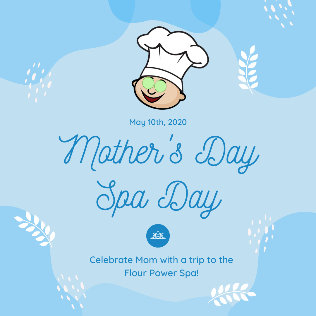 Mother's Day Spa Day