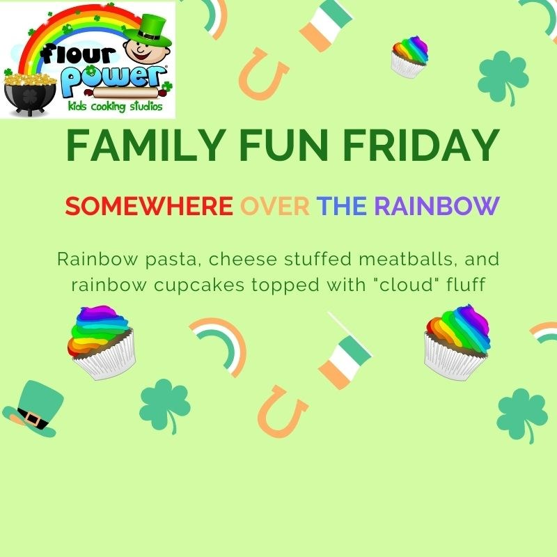 Somewhere Over the Rainbow Family Fun