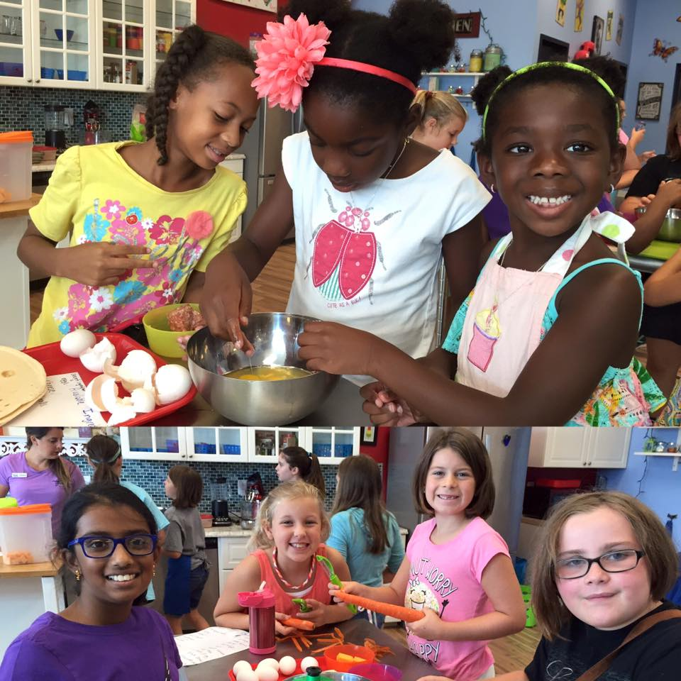 Welcome To Flour Power Kids Cooking Studios Raleigh Cary - Childrens birthday parties raleigh nc